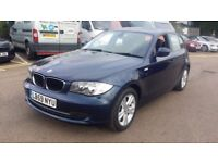 2009 BMW 116I FACELIFT, 5 DOOR, LEATHER SEATS, FRONT & REAR PARKING SENSORS, ONLY 49000 MILEAGE!!!