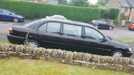 Vauxhall limousine