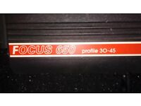 Zero 88 Focus 650w Profile Theatre / Stage Lamp / Light