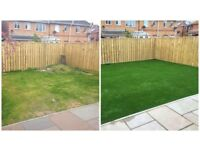 Garden cleaning decking paving handyman etc etc