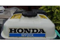 Honda petrol engine