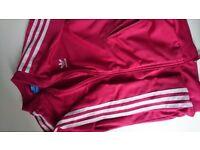 Adidas jacket age 11-12