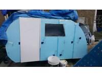 trailer caravan project