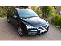 Ford Focus 1.6 TDCi Zetec 5dr with Tow Bar - Heated Front Screen - Air Con.
