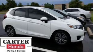 2015 Honda Fit EX + SUNROOF + LOW KMS + ALLOYS + CERTIFIED!