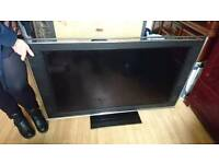 "SONY BRAVIA 47"" LCD COLOUR TV (Spares or Repairs) Model No.KDL-46X3000"