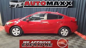 2014 Kia Forte 1.8L LX+ $125 Bi-Weekly! APPLY NOW DRIVE NOW!
