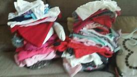 Huge bundle of girls 2/3 clothes