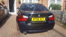 BMW 318d Limited Edition with sport Specs