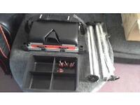 Grand Slam Advanced 2 drawer fishing seatbox.