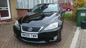Lexus IS for sale negotiable price! Starting at 2500£ (reasonable offers)