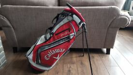 Callaway chev stand carry bag.