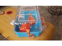 Ferplast Combi 1 dwarf hamster cage excellent condition