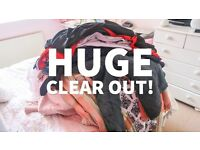 Wardrobe clear out! Women's clothes, shoes, jewellery! Everything from £1 - £10