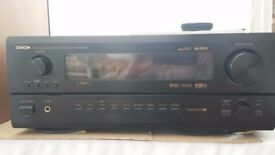 Denon AVR-3801 7-channel AV Surround Receiver
