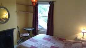 Double room in desirable area of Oxford, £200 plus 18 hour care and support per month at weekends.
