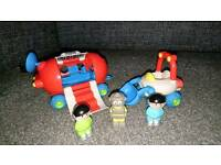 HappyLand Moon Buggy Set