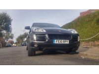 2010 (10 reg) SUV 99,000 miles 3.0L Automatic Diesel 20in Cayenne