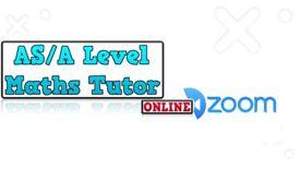 Maths Tutor (AS/A Level)