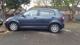 VW GOLF AUTOMATIC, 55 REG, 94K MILES, FSH, TIMING BELT DONE, NEEDS GEARBOX, HPI CLEAR