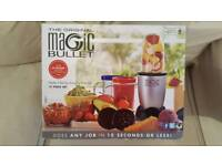BRAND NEW Magic Bullet 17 Piece 6 in 1 Food Processor System Chop Mix Blend Grate Grind Mince.