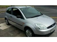 FORD FIESTA 1.3 LX SPARES OR REPAIRS