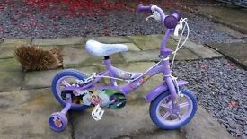 Disney Tinkerbell & Freinds Bicycle