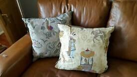 Bundle of cushions
