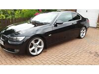 For sale BMW 330d coupe. Black. Call or text only please