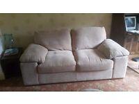 Harvey's Sofa Bed, Light Beige