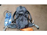 Blacks Alpine Rucksack Backpack Daysack 35L
