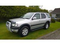 Vauxhall Frontera 2004 3.2 V6