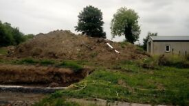 Large amount of topsoil - FREE