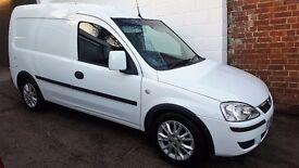 vauxhall combo 2011 crewvan 1.3cdti **only 89,851 miles**NO VAT**