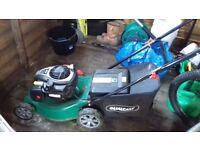 Qualcast Petrol Lawnmower