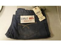 Urban Republic men's jeans, 40 Short, brand new with tags