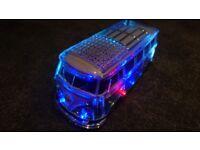 Campervan LED Radio Bluetooth SD USB etc.