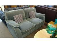 Grey/Teal sofa