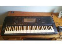 Yamaha PSR-630 Keyboard - 61 key, MIDI in & out
