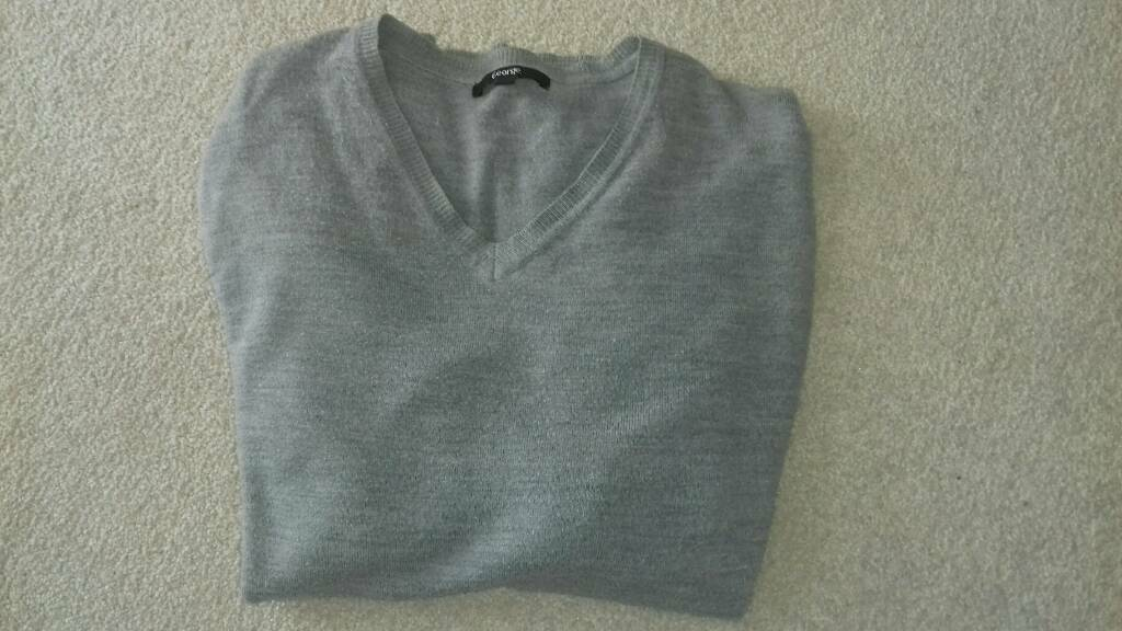 Men knitted top