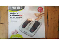 Roll over image to zoom in HoMedics Shiatsu Sole Soothing Foot Massager with Heat