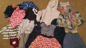 Girls clothing bundle age 3-4 years