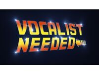 Vocalist/Singer Wanted for 80's Rock Cover Band!!!