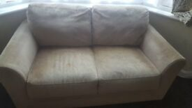Sofas ; Standard 3 & 2 Seaters ( good condition)