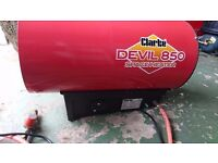 Clarke 850 spaceheater mint condition