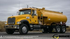 2009 MACK GU713 TANKS TRUCK FOR DIESEL