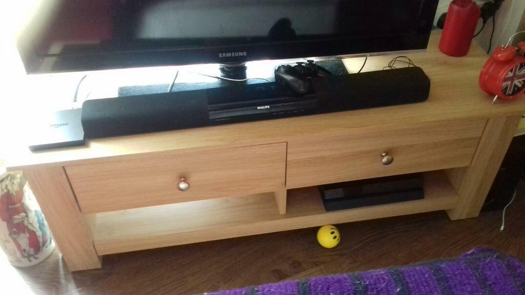 Tv unit/wooden stand
