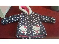 Hello kitty coat