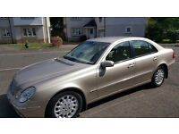 Mercedes E220 CDI AUTOMATIC ELEGANCE LOW MILAGE