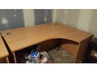 Right Hand corner Desk - SOLD